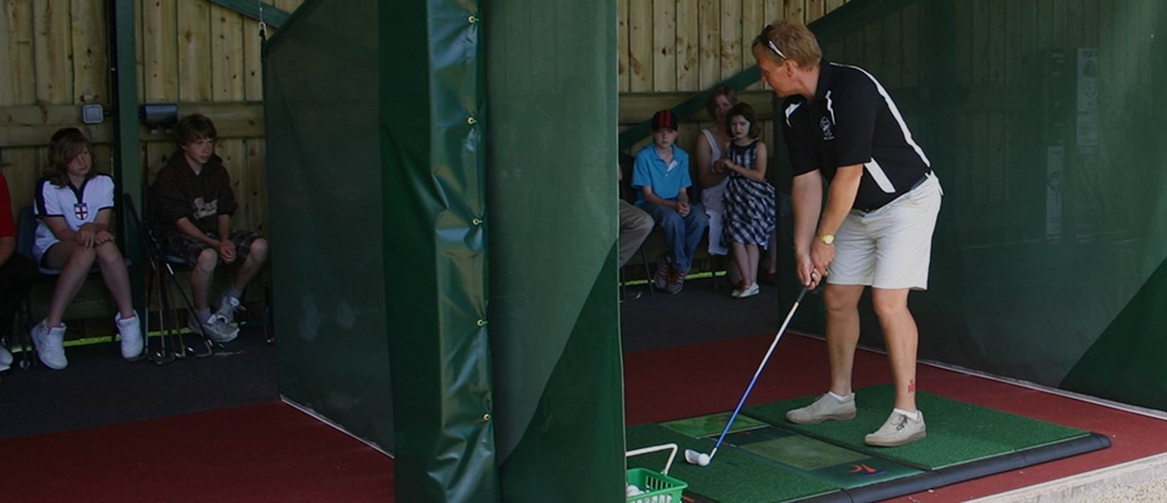 Sturminster Marshall Golf Club - Mike Dodd Golf Academy