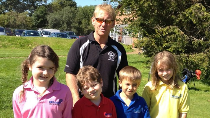 Sturminster Marshall Golf Club - Children's Golf School