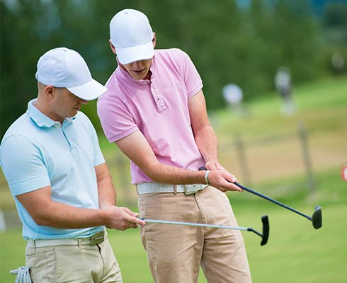 Sturminster Marshall Golf Club - Men's Golf Academy